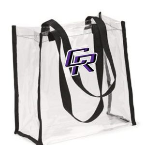 Cedar Ridge Clear Bag