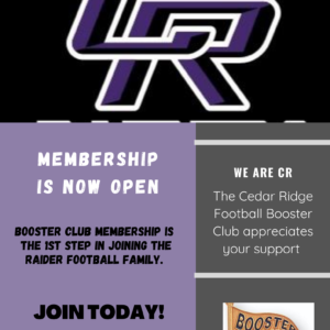 Join The Football Booster